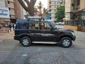 Mahindra Scorpio 2002-2013 2.6 LX, 2005, Diesel