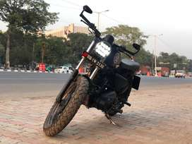 Modified Royal Enfield Bullet 350 2008 well maintained Bike for sale.