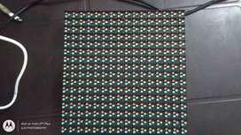 P10 RBG LED module 16×16