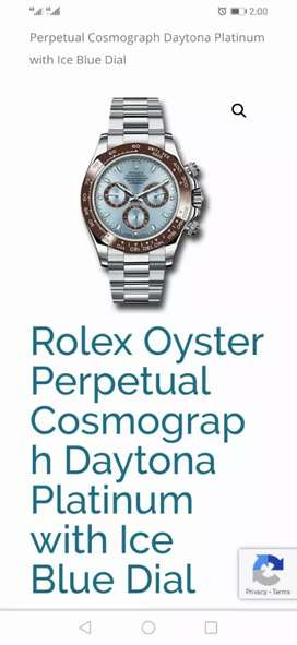 Original Rolex without box only adjust pin change