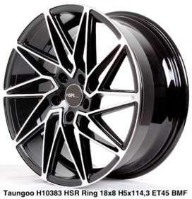 menjual TAUNGOO 10383 HSR R18X8 H5X114,3 ET45 BMF
