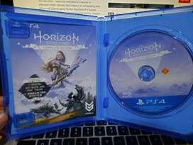 Horizon zero dawn complete edition ps4 bd kaset