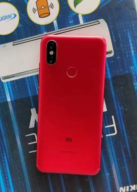 Mi A2 in new condition with charger and bill