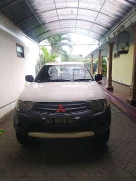 Mitsubishi Strada Triton 2015 single cabin