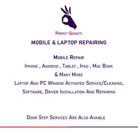 MOBILE , TABLET & LAPTOP REPAIRING MASTER