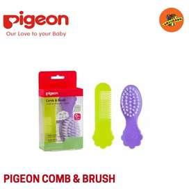 PIGEON COMB & BRUSH - Sisir dan Sikat Rambut