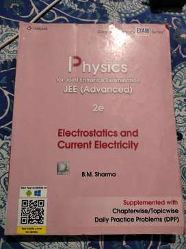 Electrostatics and current electricity cengage