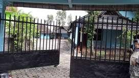 Rumah Dijual Dengan Tanah Luas