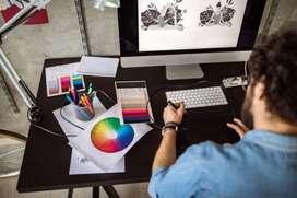 Need web & graphic designer in Bhubaneswar