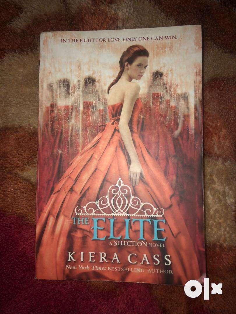 The Elite: a selection novel by Kiera Cass 0