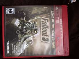 Ps3 fallout 3 GOTY edition