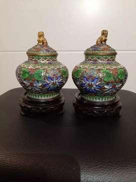 Pajamgan keramik guci antik