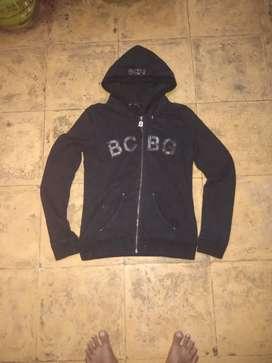 Zip Hoodie BCBG