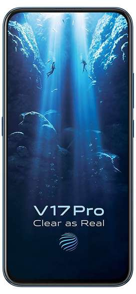Vivo V17 Pro (Midnight Ocean, 8GB RAM, 128GB Storage)
