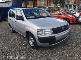 Toyota Probox 2013 on easy installment plan.