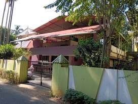 KOORKENCHERY, Thrissur, 20 Cent Plot With Three Old Houses for sale,