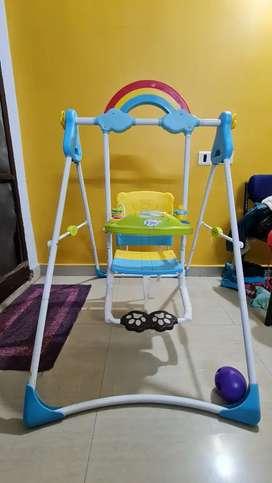 1st Step Kids Swing Chair