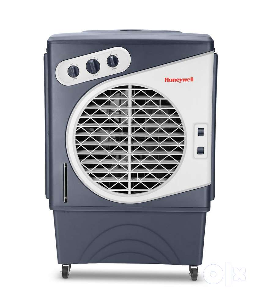 Honeywell 60 Room/Personal Air Cooler  (White And grey, 60 Litres) 0