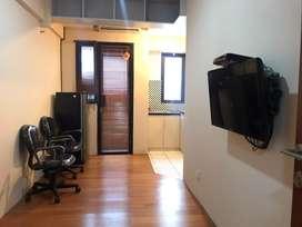Disewakan Murah! Tipe studio+  praktis. Sdh termasuk service charge