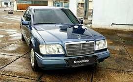 Mercedes Benz E320 Boxer Masterpiece MT 1994 Simpanan