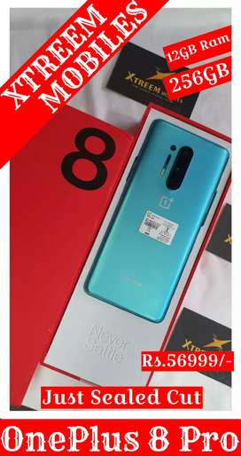 OnePlus 8 Pro..12/256..Just Sealed Cut..