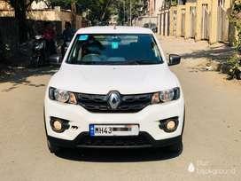 Renault KWID 1.0 RXT AMT, 2017, Petrol