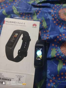 Huawei band 4 ,very accurate