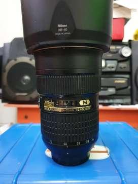 Negooo NIKON AF S 24 - 70 mm 2.8 G ED JDM made in Japan