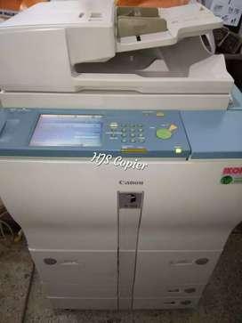 Monochrome iR 5000 Handal dalam Usaha