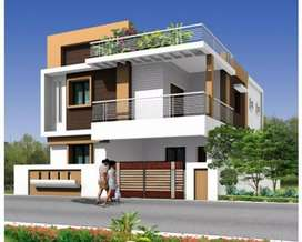 3BHK Duplex Villa In Aerocity 90% Bank Loan