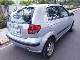 Hyundai Getz GL, 2006, Petrol
