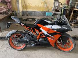 Well mantion KTM rc 200
