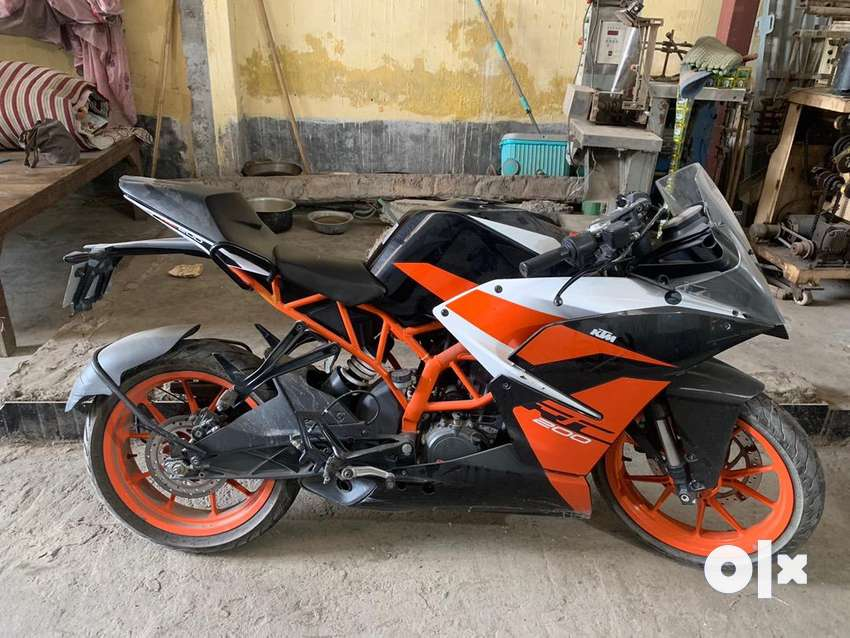 Well mantion KTM rc 200 0