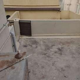 1BHK room with balcony having nice view , peace full area