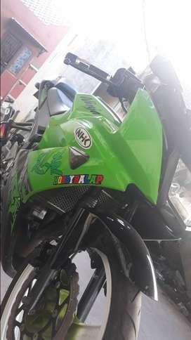 Kawasaki ninja Rr 2013 akhir bulan Des