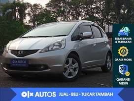 [OLXAutos] Honda Jazz 1.5 S A/T 2010 Abu-abu