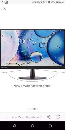 Lenovo 21.5 inch Full HD monitor breand new