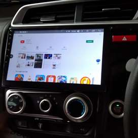Head unit android orcajazx 2014 SD 2021