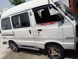 Suzuki bolan 98 model with smart card