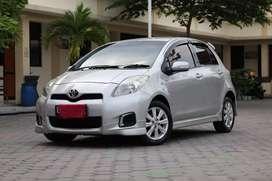 Toyota Yaris E AT 2012 Bakpao Facelift Tangan 1