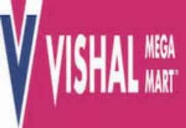 Fresher can also apply in shopping Mall