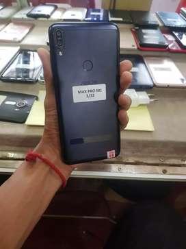 Zenfon max pro m1 3/32gb fulset segel