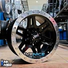Velg Mobil Tuft,Escudo,Rocky Ring 15 Di Venice Medan Bisa Cicilan