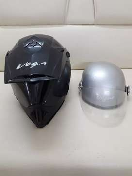 Gents and ladies helmet for 1000rs