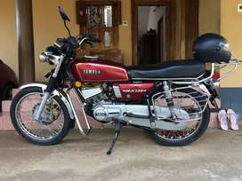 Yamaha RX135  2nd Rc Owner