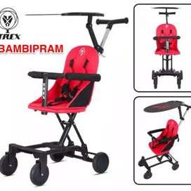 Stroller trex bambipram