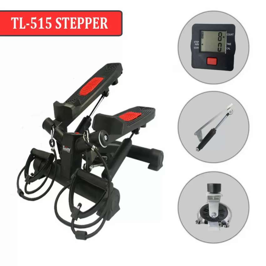 New care stepper balance 0