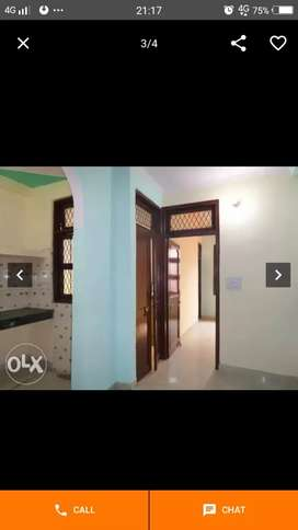 Two bhk flats hi flats for rent in new ashok Nagar Delhi