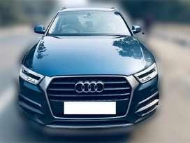 Audi Q3 2.0 TFSI quattro, 2017, Petrol