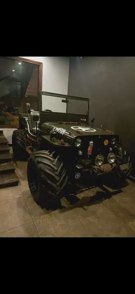 Modified jeep by bombay jeeps, Willy jeeps, mahindra jeep